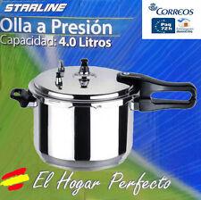 OLLA A PRESION STARLINE ST-20C. 4 litros de capacidad