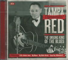 TAMPA RED - DYNAMITE: THE UNSUNG KING OF THE BLUES 40s-early 50s REMAST SLD 2-CD