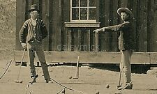 American Wild West Outlaw Billy The Kid New Mexico 1878 7x4 Inch Reprint Photo