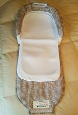 Baby Delight Snuggle Nest Comfort Portable Bed,Cradle,Cot,Sleeper,Bassinet,Taupe