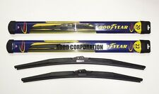 2004-2007 Chevrolet Malibu Maxx Goodyear Hybrid Style Wiper Blade Set of 2
