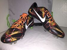 Nike Mercurial Vapor IX Brazil Tropical Pack Soccer Shoes Limited Edition Size 9