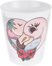 Coste carogna Flamingo in Love Pineapple Ananas TAZZA MUG Rockabilly