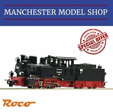 "Roco HOe 009 1:87 baureihe BR99 Narrow gauge DR steam locomotive ""DCC DIGITAL"""