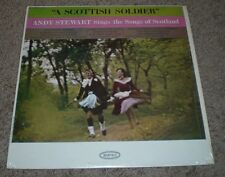 A Scottish Soldier Andy Stewart Sings The Songs Of Scotland~FAST SHIPPING!!!
