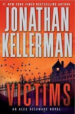Alex Delaware: Victims by Jonathan Kellerman (2012, Hardcover)