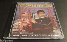 JOSE LUIS CORTES Y NG LA BANDA / NUESTRO HOMBRE EN LA HABANA / CD / MINT