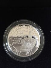 2017 The Sapphire Jubilee £5 Silver Proof Coin