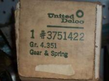 3751422 NOS GM 1958-1963 CHEVROLET IMPALA BEL AIR BISCAYNE CORVETTE