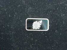 8 BALL 1 GRAM .999 FINE SILVER BAR BULLION COIN FOR BILLIARDS POOL STICK  PLAYER