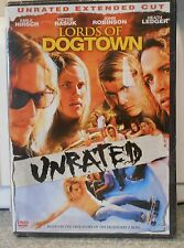 Lords of Dogtown (DVD 2005 Unrated Extended ) RARE HEATH LEDGER SPORT DRAMA NEW