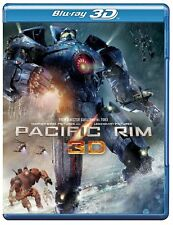 Pacific Rim 3D (3D 2D) [Blu-ray Movie] Legendary Pictures Space Brand NEW