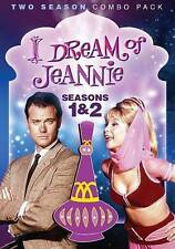 I Dream of Jeannie Seasons 1 - 2 One and Two (DVD, NR) stars Barbara Eden Genie