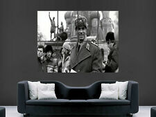 RED HEAT MOSCOW   FILM ARNOLD SCHWARZENEGGER ART WALL LARGE IMAGE GIANT POSTER