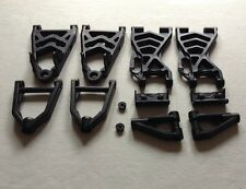 HPI BAJA FRONT AND REAR SUSPENSION ARM SET FOR HPI BAJA 5B,5T,5SC,1/5,KM,ROVAN