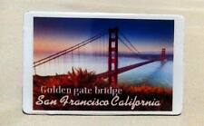 ▓ san francisco FRIDGE / REF MAGNET COLLECTIBLE SOUVENIR