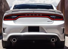 #553 PRIMERED FACTORY STYLE Hellcat SPOILER fits the  2011 - 2016 DODGE CHARGER