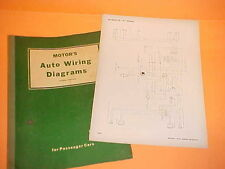 1957 1958 1959 1960 PLYMOUTH BELVEDERE SPORT FURY CONVERTIBLE WIRING DIAGRAMS