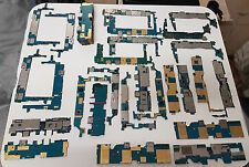 2 x Motherboard Mainboards of Samsung Tablets T701 N5105 N5110 P5220 T705
