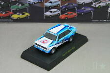 Kyosho 1/64 Fiat 131 Abarth Rally #10 Mini car Collection 2007 Japan Lancia