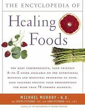 The Encyclopedia of Healing Foods, Michael T. Murray, JOSEPH PIZZORNO, Good Book