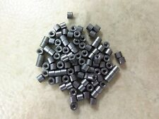 100 Mini Steel Snare Cable Ends Traps Trapping Raccoon Coyote Fox Snare
