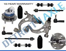 Brand New 12pc Complete Front Suspension Kit - Buick Cadillac Oldsmobile Pontiac