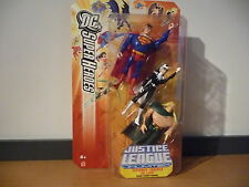 MOC DC Super Heroes Justice League Unlimited Superman, Aquaman, Dr. Light 2005