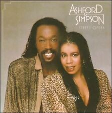 Street Opera by Ashford & Simpson (CD, Mar-2011, BBR (UK))