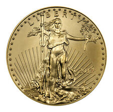 2017 $5 1/10 Troy oz. American Gold Eagle Coin PRESALE SKU44733