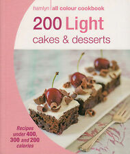 200 Light Cakes & Desserts by Octopus Publishing Group (Paperback, 2015)