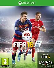 Fifa 16 Game for Microsoft XBox One NEW & SEALED UK Seller Football Soccer
