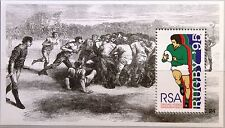 RSA SÜDAFRIKA SOUTH AFRICA 1995 Block 36 Rugby WM World Cup Sport MNH