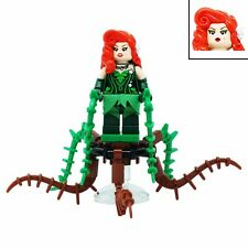LEGO THE BATMAN MOVIE POISON IVY MINIFIGURE SPLIT FROM SET 70908 BRAND NEW