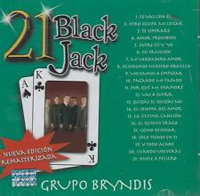 CD - Grupo Bryndis NEW 21 Black Jack Nueva Edicion FAST SHIPPING !