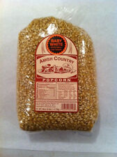Amish Country Popcorn Baby White 6 Pound Bag (96oz) Non-Gmo