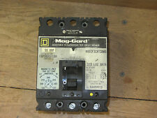 Square D FAP3605013M 50amp Circuit Breaker Used CSQ