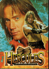HERCULES THE COMPLETE JOURNEYS HOLOFEX CARD H1