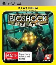 Bioshock PS3 NEW