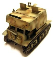Milicast BG176 1/76 Resin WWII German Pz.35R (f) Command Tank