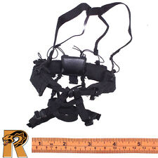 SAS Black Ops - X Belt & M Harness Set - 1/6 Scale - DID Action Figures