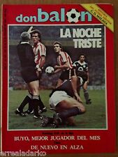 DON BALON 470 COPA EUROPA GIRONDINS BURDEOS-ATHLETIC BILBAO - BALONCESTO ETC