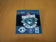FLORIDA MARLINS 1997 IMPRINTED PRODUCTS 1997 FIRST EVER WORLD SERIES PIN
