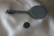 Vintage 1974 Barbie Free Moving Ken Tennis Racket Accessories