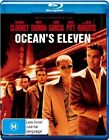 Ocean's Oceans Eleven Blu-ray Region B Aus 2008 Used But Looks As New Low P&H