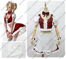 Lollipop chainsaw MAID Outfit cosplay costume Ver.Lotila