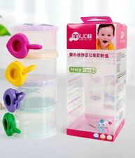 Baby Food Storage Container Weaning Pots Snacks