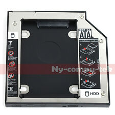2nd hard drive HDD SSD Caddy Tray for HP ProBook 4520s 4525s 4720s 4730s GT31L