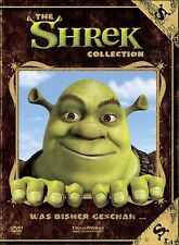 Shrek Collection Mike Myers, Eddie Murphy, Andrew Adamson DVD