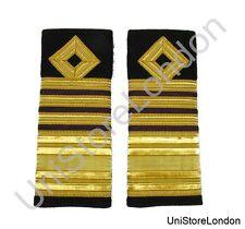 Epaulette Naval Admiral Rank Marking Engineer Diamond Slip on R1455